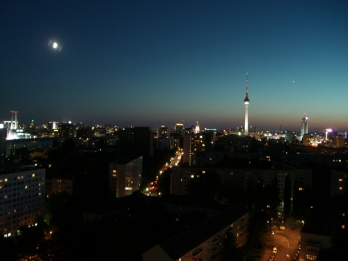 Midsommar in Berlin